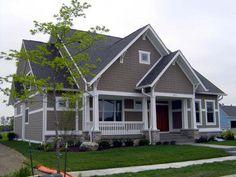 Bungalow   Craftsman   House Plan 56605