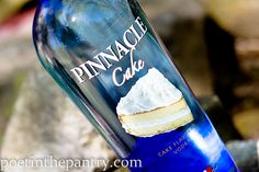 Pinnacle Whipped, a whipped cream-flavored vodka