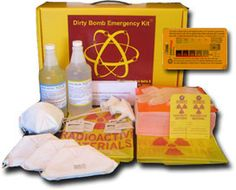 Radiation Protection Emergency Kit