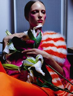 Styled by Katie Shillingford  Stylists: New Fashion Visionaries by Katie Baron, Laurence King Publishing