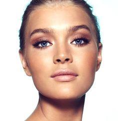 beauti queen, bronz eye, bronze eye makeup, bridesmaid makeup, natural glow makeup, bronze eyes, bronze glow makeup, natural glowing makeup, makeup eye bridesmaid