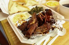 Smoki O's, St. Louis: The best barbecued pig snoots in the country.