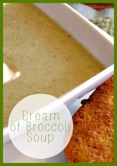 Cream of Broccoli So