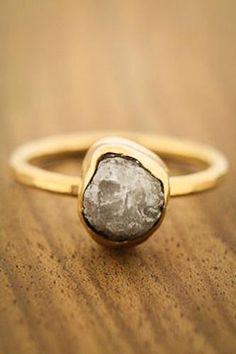 Pretty, unique rings