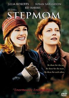 Stepmom (1998) Divorcée Jackie Harrison opposes the presence of her ex-husband's new girlfriend -- career-woman Isabel Kelly -- in the lives of her two children. But the chasm between the two women disappears when Jackie is diagnosed with cancer.