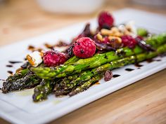 Home & Family - Recipes - Cristina Cooks With Asparagus | Hallmark Channel