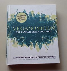 <p>VeganMoFo 2015 – Day 12: Tell us about your favourite cookbook! Firstly, there are way too many wonderful vegan cookbooks to choose from. But the one I go back to regularly is Vegonomicon by Isa Chandra Moskowitz (@isachandra) and Terry Hope Romero (@terryhope). There are recipes in this book I …</p>