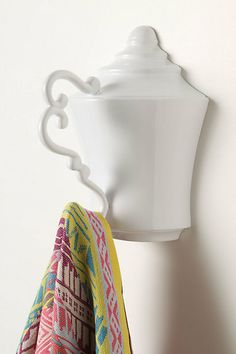 teapot hook from anthropologie