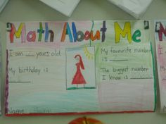 I did this activity during the first few days of school with my grade 1/2 students . It makes for a good diagnostic tool.