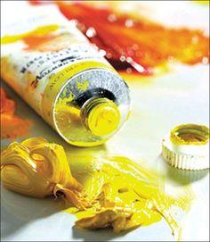 Winsor & Newton oil colors