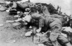 It was not until 1991 that the U.S. Army quietly declassified its secret report on the killings at Dachau. It details several other incidents that day: a U.S. lieutenant ordered four German soldiers into an empty boxcar and personally shot each of them. Another American soldier clubbed and shot those still moaning. Several GIs turned their backs on two inmates beating a German guard to death with a shovel. It was said that one of the inmates had been castrated by the German they were murdering. camp, wwii, german soldier