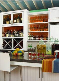 Home Bar (basement ideas)