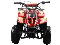 Buy New: $199.99: Automotive: 110cc Four Wheelers 6 Tires Atvs, Spider