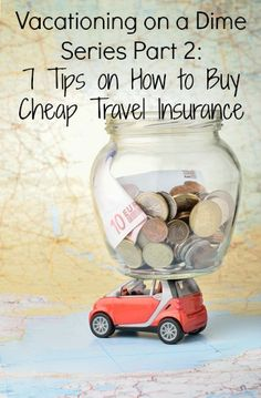 7 Tips for Buying Cheap Travel Insurance!