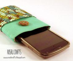 Rosalí Crafts. Accesorios personalizados.: Funda para Samsung Galaxy Nexus