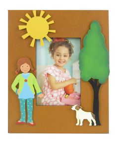 Personalize a display of your favorite photos with our new Block Party kid and pet magnets!