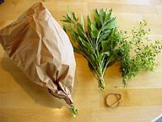 Fantastic how-to article for Preserving Herbs including: defining slow vs fast drying types of herbs, freezing herbs, drying herbs, making pestos and vinegars, collecting herb seeds and more.  Insightful for me.