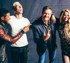 The coaches NBC The Voice season 6