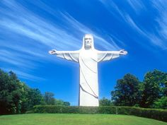 Christ of the Ozarks, Eureka Springs, Arkansas  *Been there seen that* pa