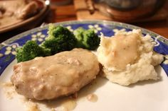 Crock-Pot Ranch Pork Chops