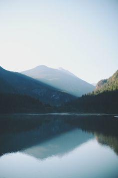 incredible lake diablo.