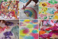Summer Fun Crafts for Preschoolers