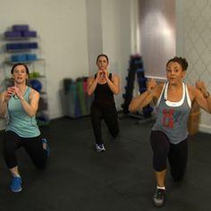 Crossfit 10min Intense Full-Body Workout
