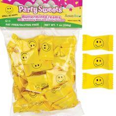 Smiley Face Mints - Party City