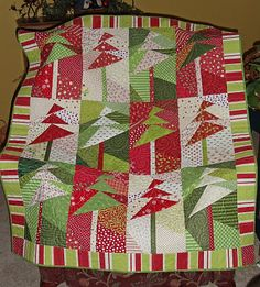 Kim's Big Quilting Adventure: December 2011