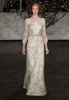 Jenny Packham's Lucy from her Spring 2014 Collection