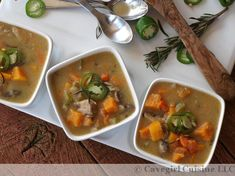 Duck and Butternut Squash Stew #paleo #dairyfree #grainfree #butternutsquash