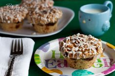Simply Sinful Cinnamon Muffins @Barbara Acosta Bakes {Barbara Schieving}