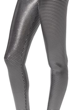 Silver Sequin Leggings – LIMITED by Black Milk Clothing