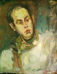 Dragoljub Stankovic Civi - oil on canvas - 1999.