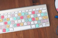 Washi Your Keyboard