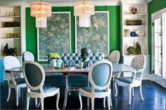 Mix and Chic: Home tour- A bold and whimsical California home!
