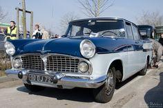 Simca Beaulieu. #old cars #simca