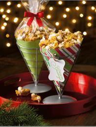 KELLOGG'S CORN FLAKES® CARAMEL CLUSTERS #recipe #holidays