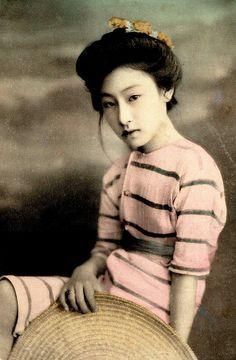early 1900's. Okinawa Soba