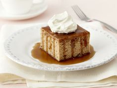 Sticky Toffee Pudding Recipe #EasiestHolidayEver