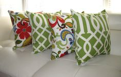 March March Madness  Sale  Floral Outdoor by LandofPillowsDotCom, $69.99