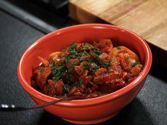 Lighter Shrimp and Polenta from CookingChannelTV.com