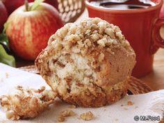 Apple Nut Muffins   mrfood.com
