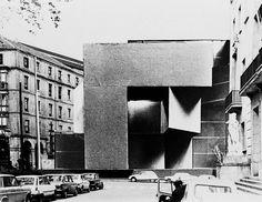 PNV headquarters -Oteiza and Basterretxea -Bilbao - 1970s