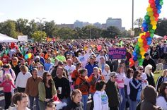 JDRF Walk to Cure Diabetes an $86,000,000 fundraiser to end childhood diabetes.