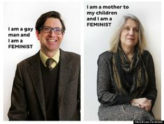 """campaign to re-visualize """"Feminism"""""""