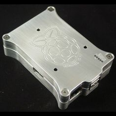 Raspberry Logo Raspberry Pi Case - Pi Holder