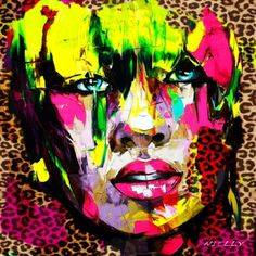One of my favorite artist is Franςoise Nielly