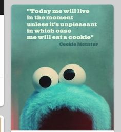 Cookie Monster #cookies