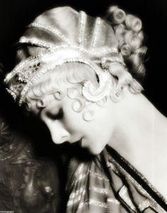 Myrna Loy - 1930 - 'Bride of the Regiment' - Photo by Elmer Fryer @~ Mlle
